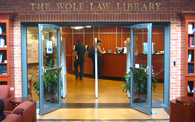 Wiiliam & Mary Law Library image 1