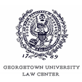 Georgetown Law Logo