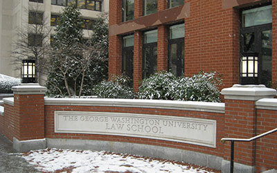 George Washington University Law School Photo 1