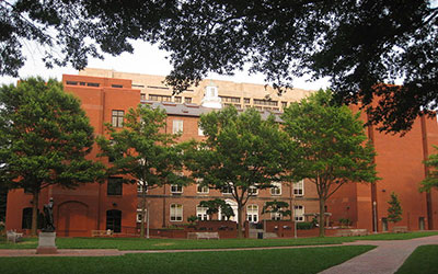 George Washington University Law School Photo 2