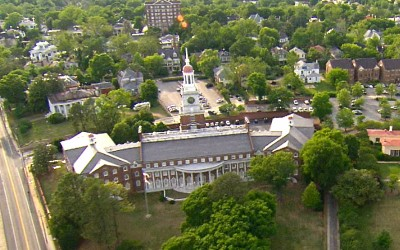 Mercer Law Aerial